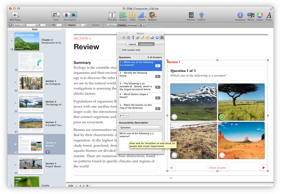 iBooks Author for Mac – Enzo Silva blog
