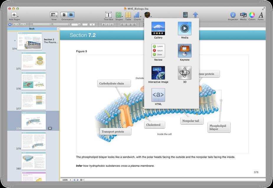 iBooks Author for Mac – Enzo Silva blog